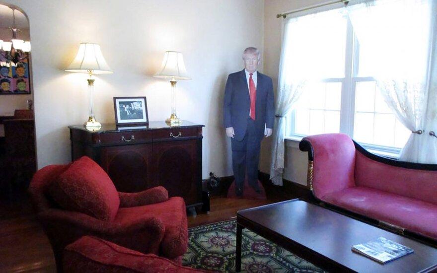 Niujorke galima išsinuomoti D. Trumpo tėvų namą
