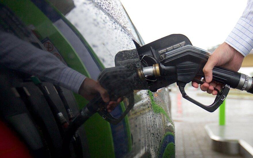 Suomijos ekspertas: kodėl degalų sąnaudos žiemą didesnės nei vasarą?