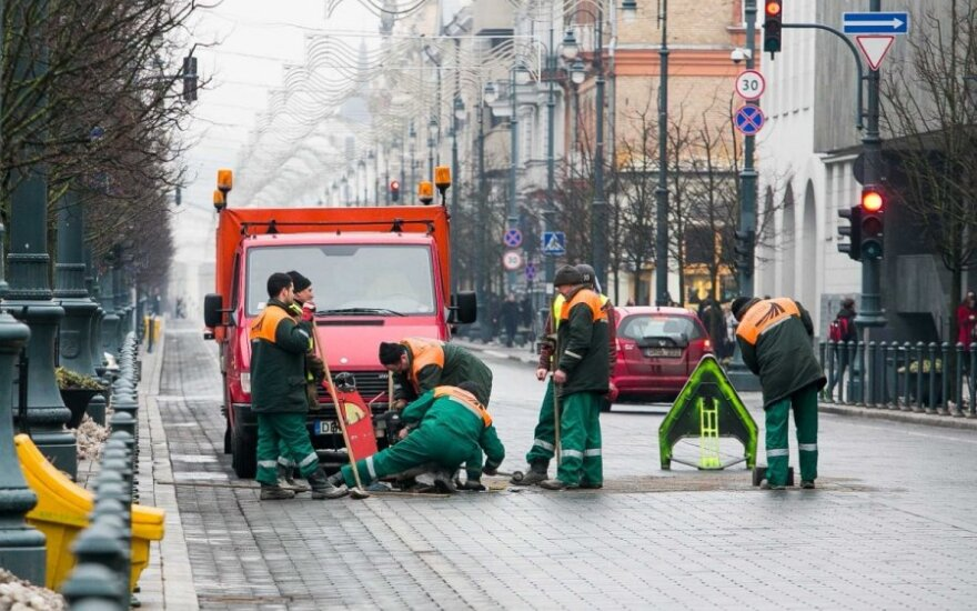 Lithuania's unemployment rate at 11.3 percent