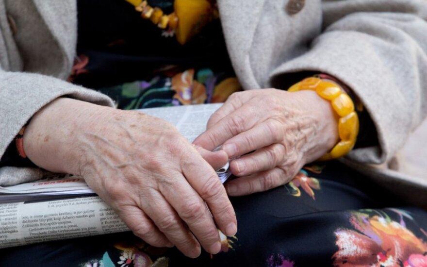Pensininkės kelionė iš pajūrio – kaip geriausiame trileryje