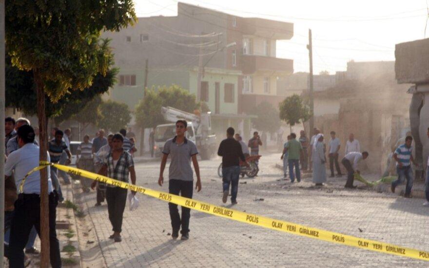 Per reidą Turkijos policija sulaikė įtariamus IS kovotojus