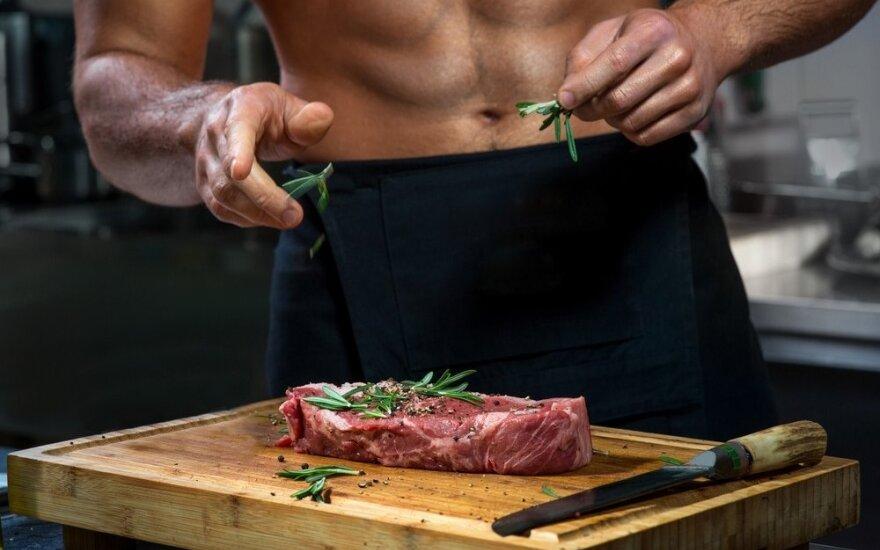 """G. Vilpišausko """"Virtuvės užkariavimo menas"""": po šios knygos nebereikės valgių receptų"""