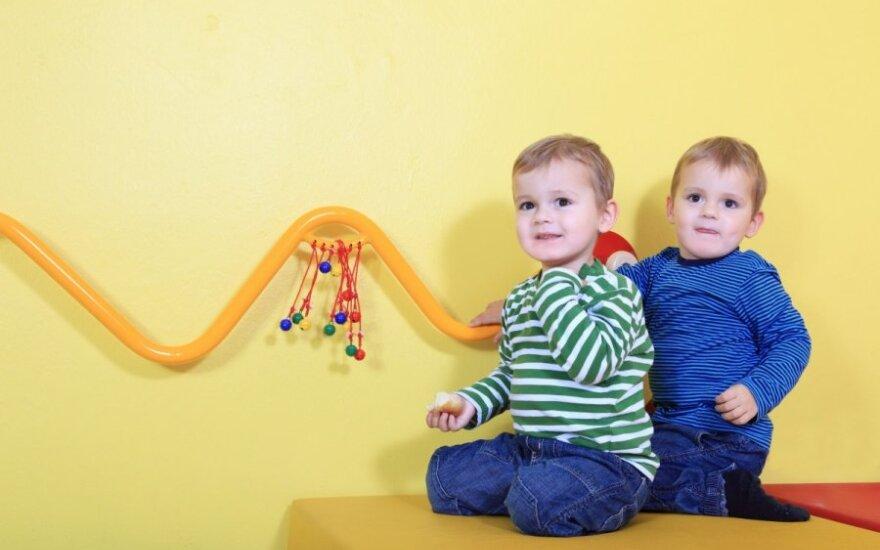 Vaikus darželyje nori palikti anksčiau