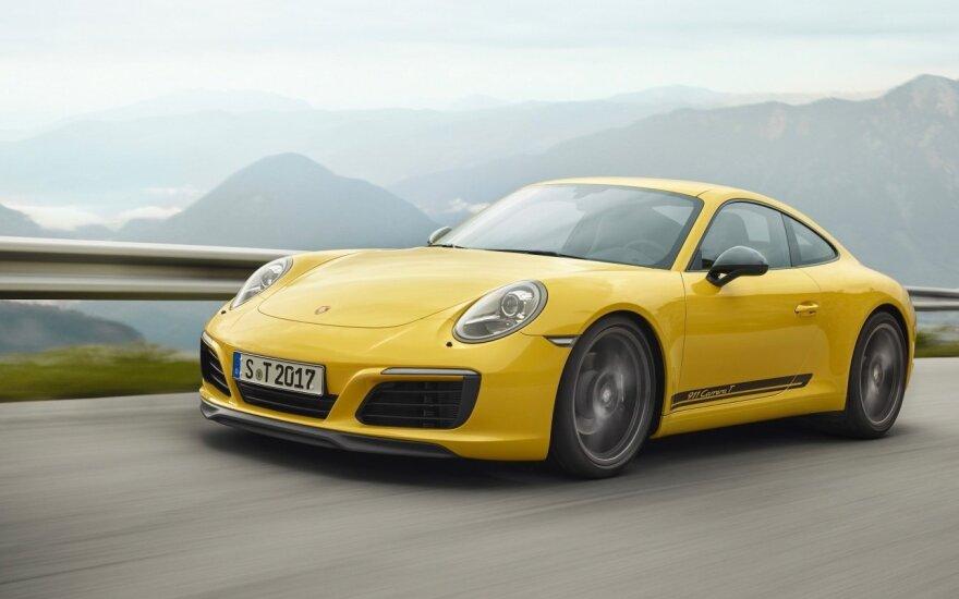 """Porsche 911 Carrera T"""