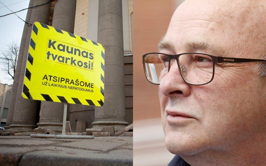 Ženklas Kaunas tvarkosi, Visvaldas Matijošaitis