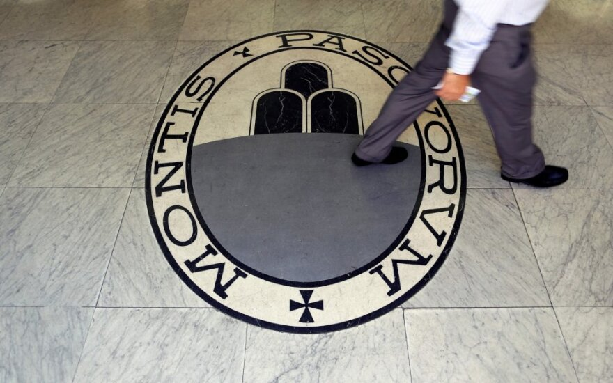 Investuotojams nerimą kelia Italijos bankų būklė
