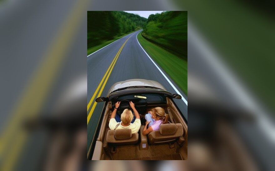 Automobilyje
