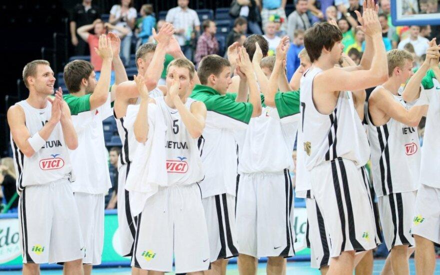 U-20 Lietuvos krepšinio rinktinė