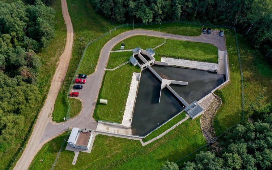 Unikali vieta Vilniuje, kurioje suvaldoma visa griaunanti vandens stichija: anksčiau čia skendo ir namai, ir karvės
