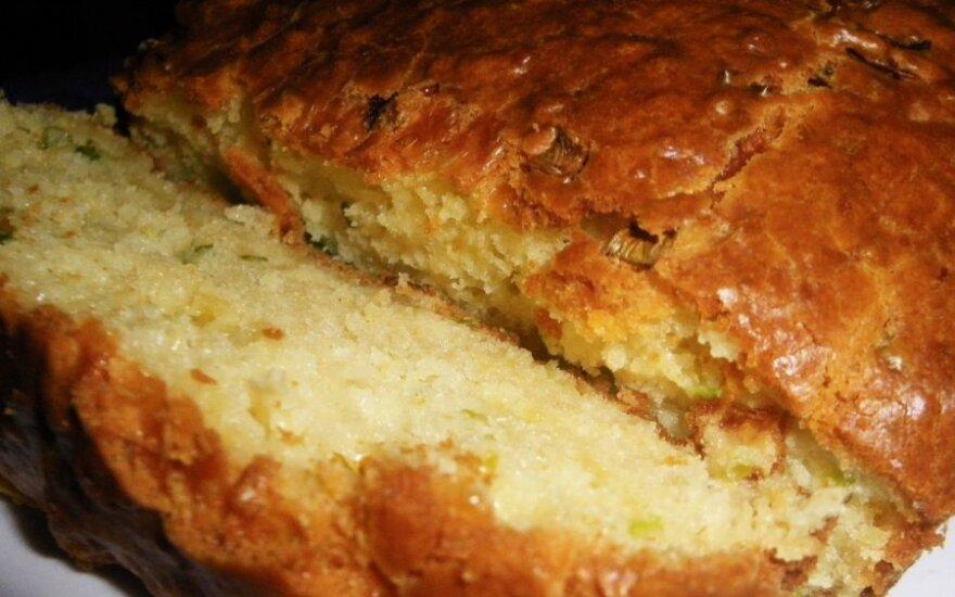 Sūrio ir svogūnų duona
