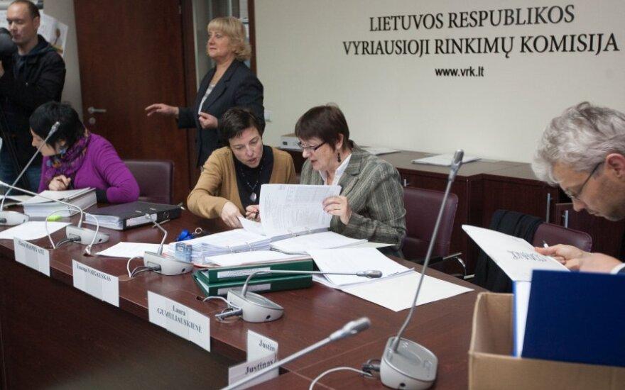 VRK grąžino beveik 90 tūkst. litų užstatų