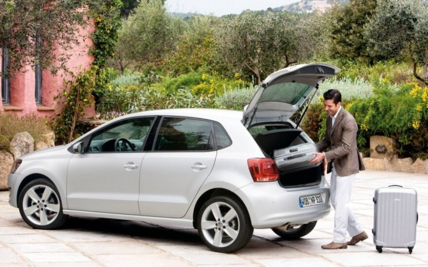 Volkswagen Polo (2010 m.)