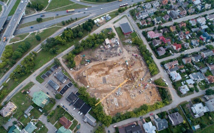 Sostinės gyventojai džiaugiasi savo pirma pergale: statybų leidimas pripažintas neteisėtu