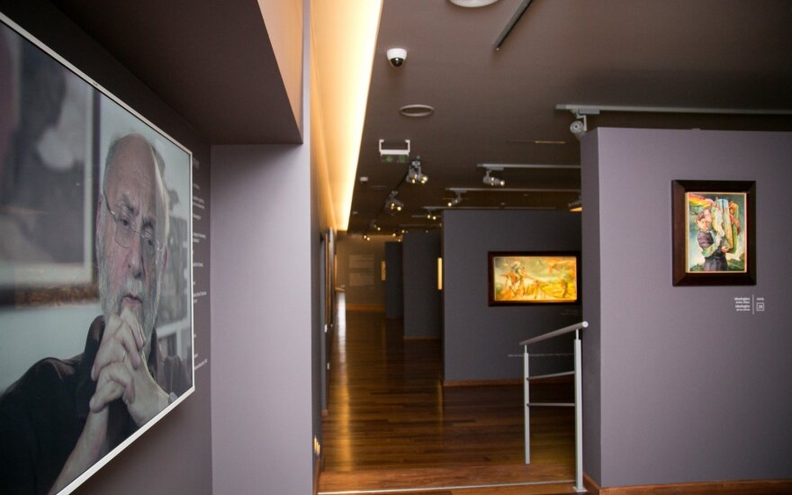 Samuelio Bako muziejaus atidarymas