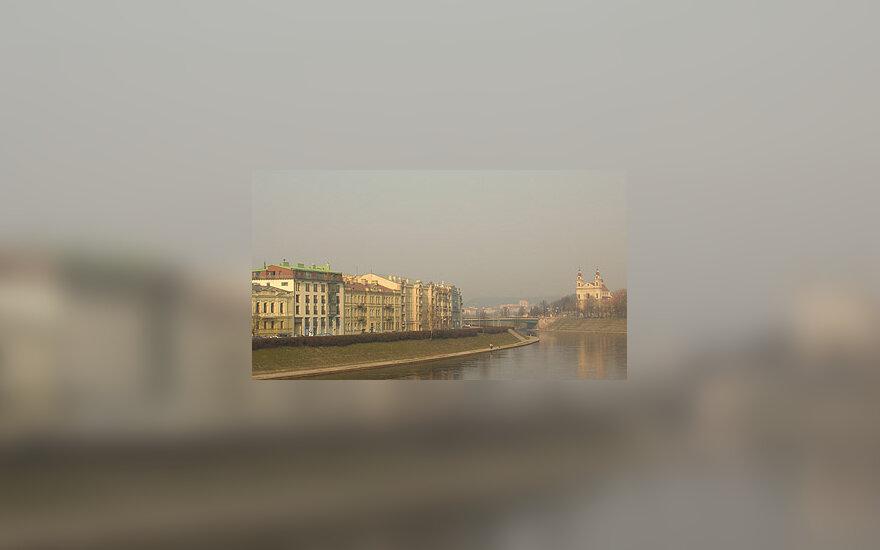 Vilnius, Neris, upė