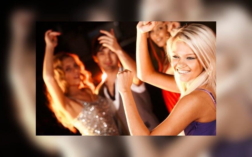 Tarptautinės šokio dienos proga - staigmenos viešose Vilniaus vietose