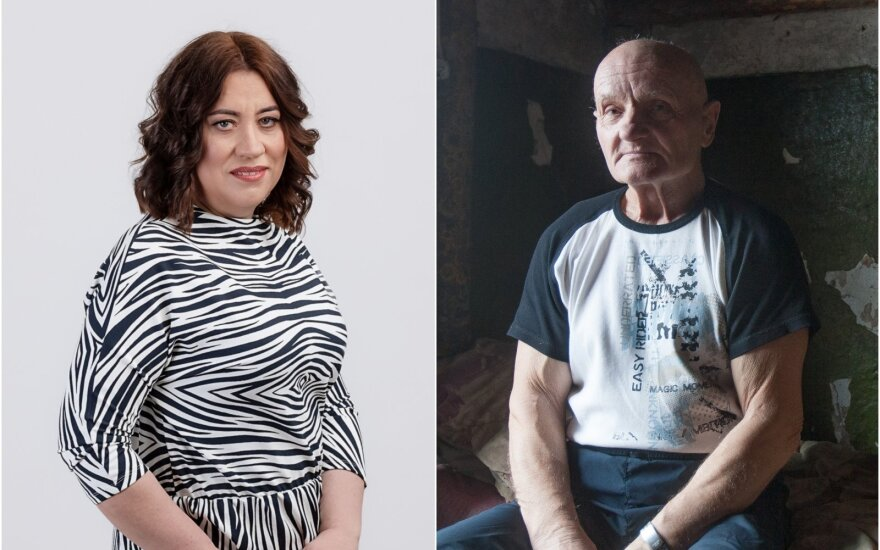 Rima ir Vidas Antonovai / Foto: organizatorių, DELFI