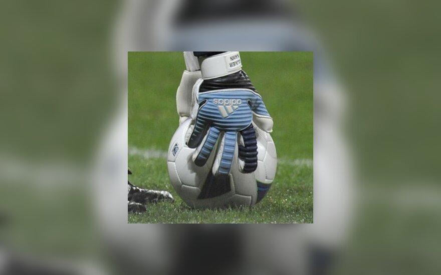 LFF taurės pusfinalio dalyviai nestokoja ambicijų