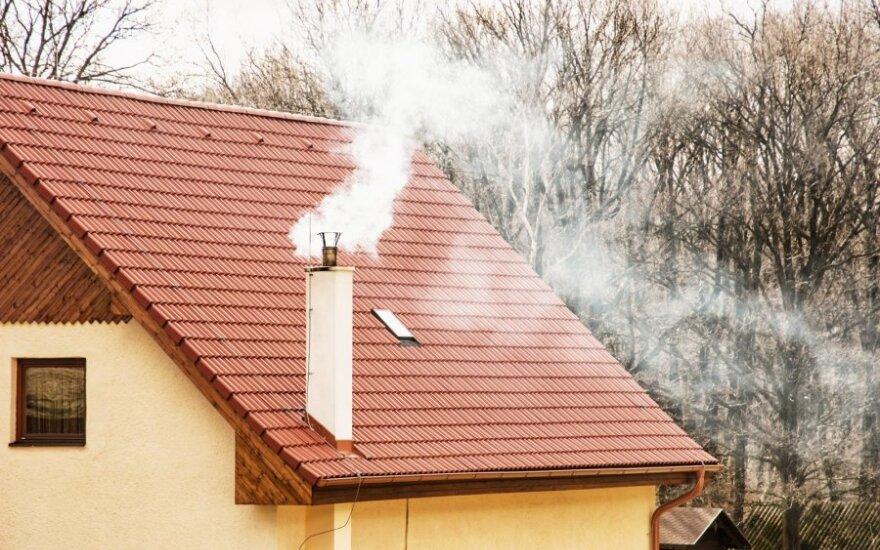 Neprižiūrimi būsto šildymo įrenginiai gali sukelti skaudžių pasekmių