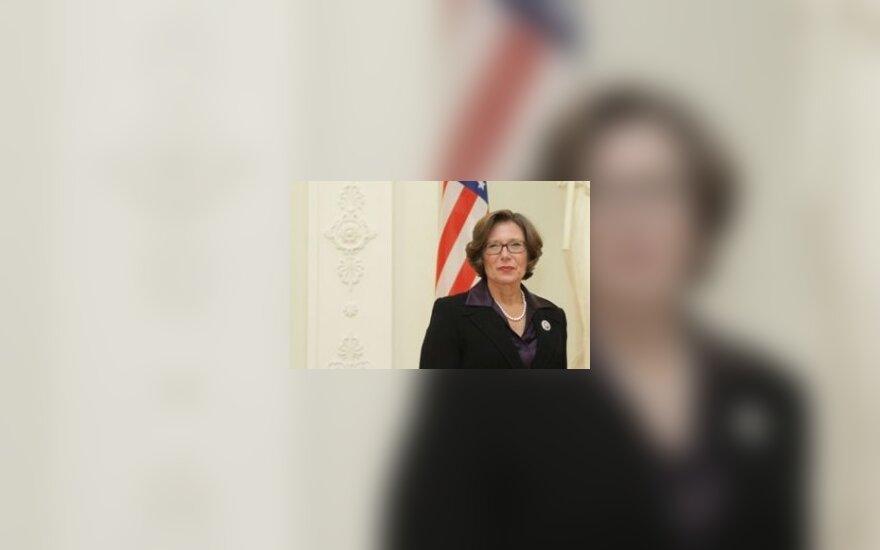 JAV ambasadorė Anne E. Derse