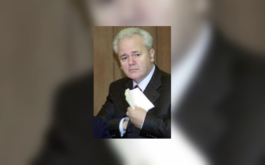 Slobodanas Miloševičius