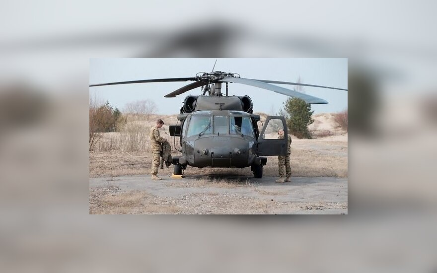 National defense decided to buy six American Black Hawk helicopters