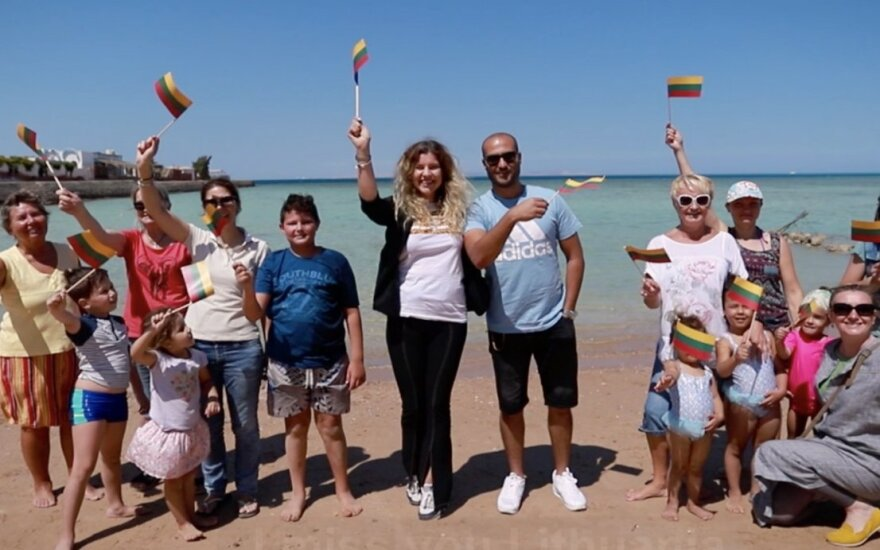 Lithuanians in Egypt