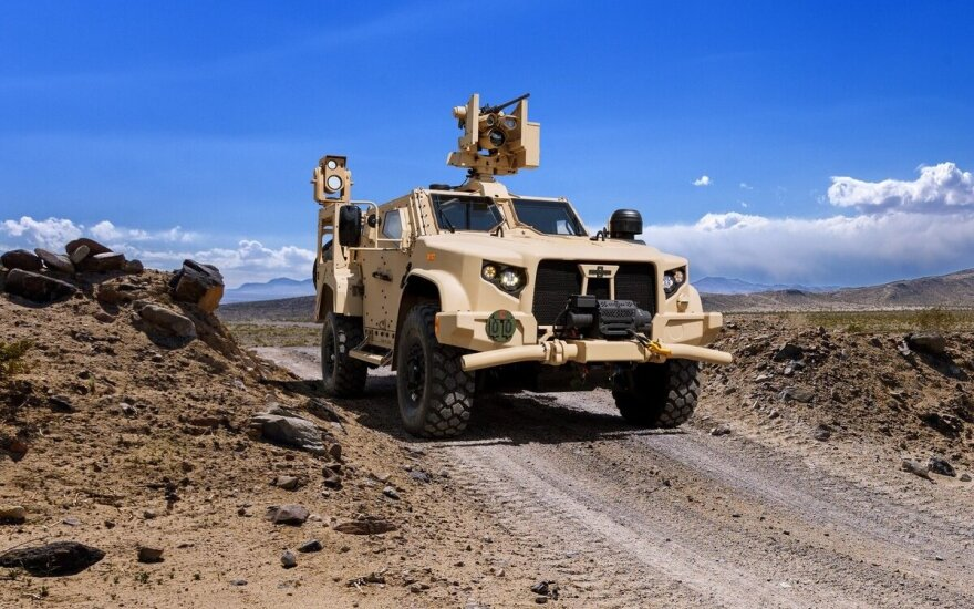 Defense Ministry hopes to sign JLTV purchase contract in November