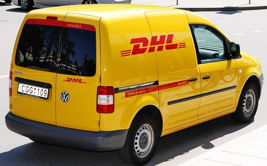 DHL targets Lithuania, Baltics with new parcel service