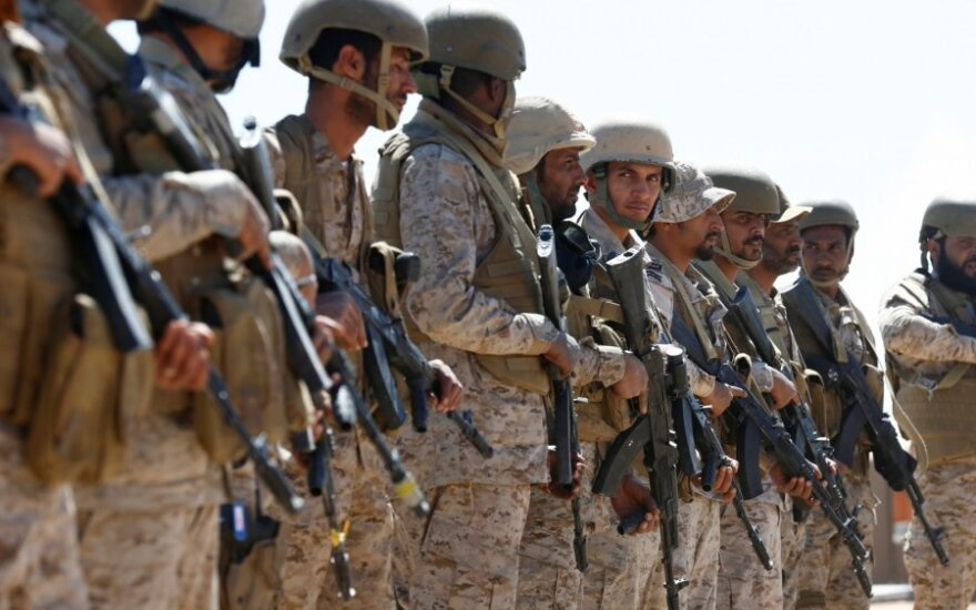 Saudo Arabijos kariai