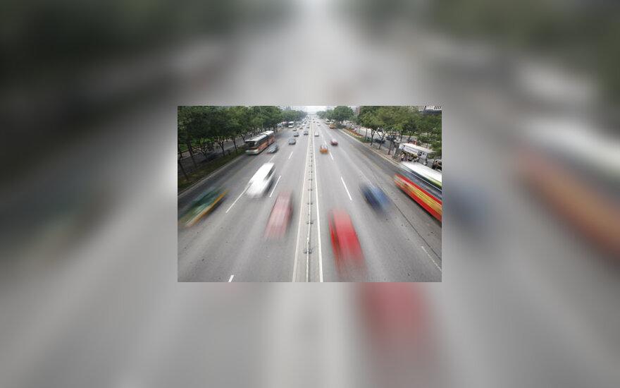 Automobilių eismas