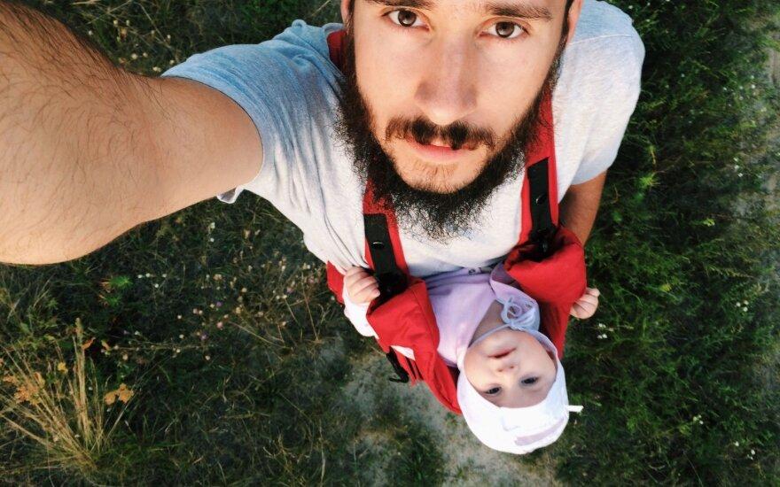 10 patarimų, kaip telefonu padaryti nepriekaištingą portretą