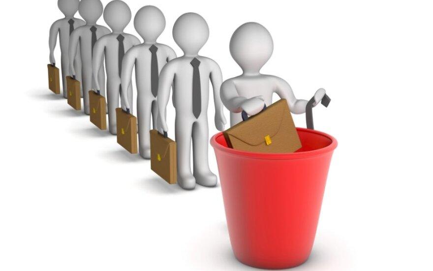 Alytaus rajono savivaldybėje – didžiausias nedarbas šalyje
