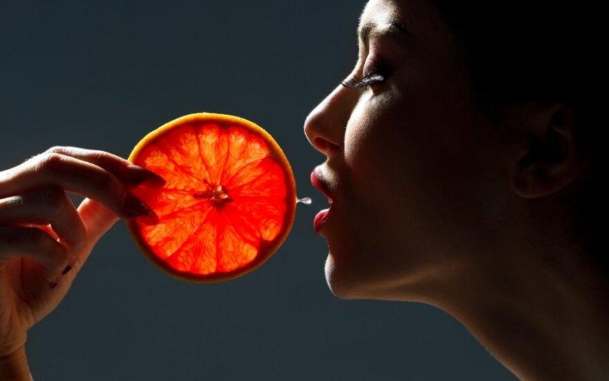 Sužinokite, kokių vitaminų jums trūksta