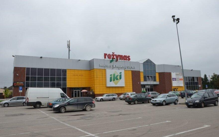 Prekybos centras Rožynas Panevėžyje