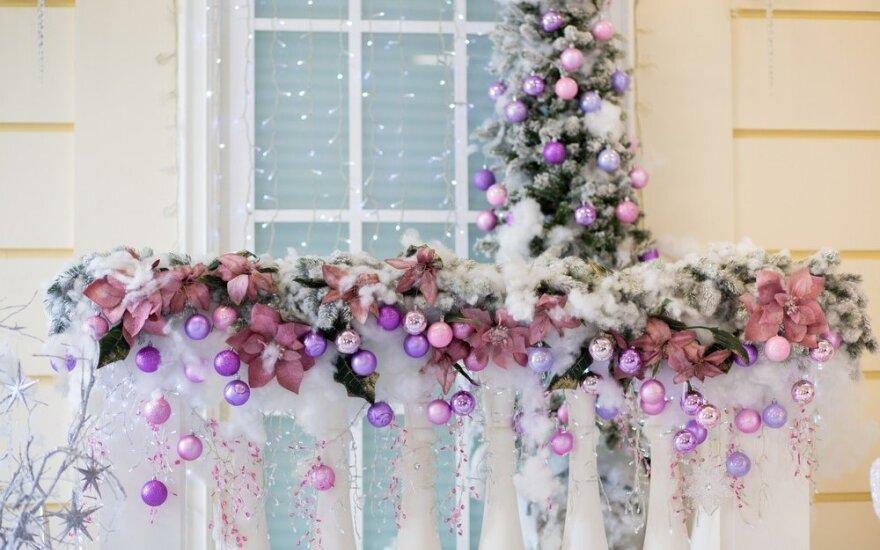 """Konkursas """"Kalėdos mano terasoje"""" – sveikiname nugalėtoją!"""