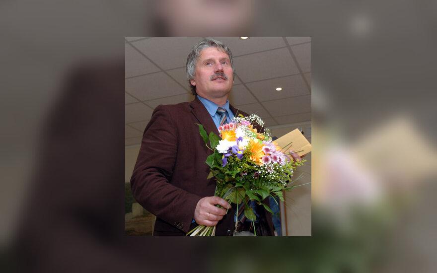 Žurnalistų premija - istorijos profesoriui Egidijui Aleksandravičiui