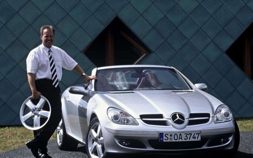 Mercedes-Benz SLK200 (2005 m.)