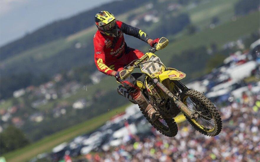 A. Jasikonis etape Šveicarijoje