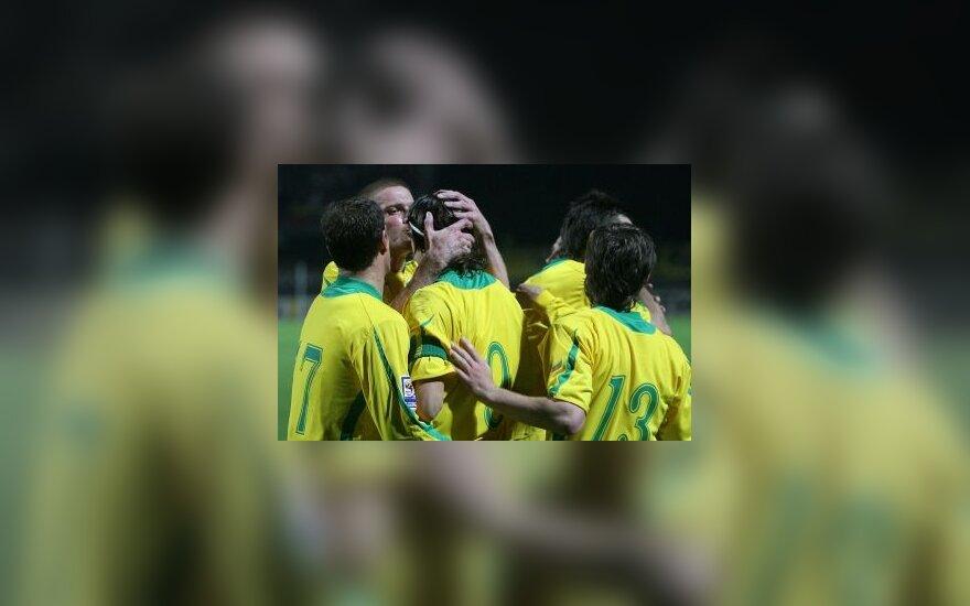 Lietuvos futbolininkai egzaminuos Pirėnų pusiasalio nykštukus