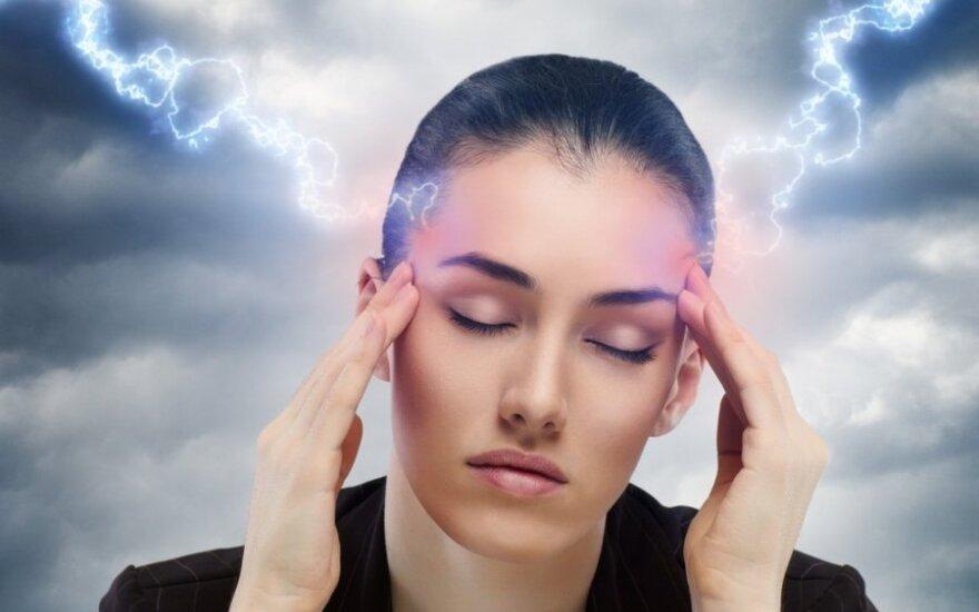 Kodėl mus kankina psichosomatiniai skausmai?