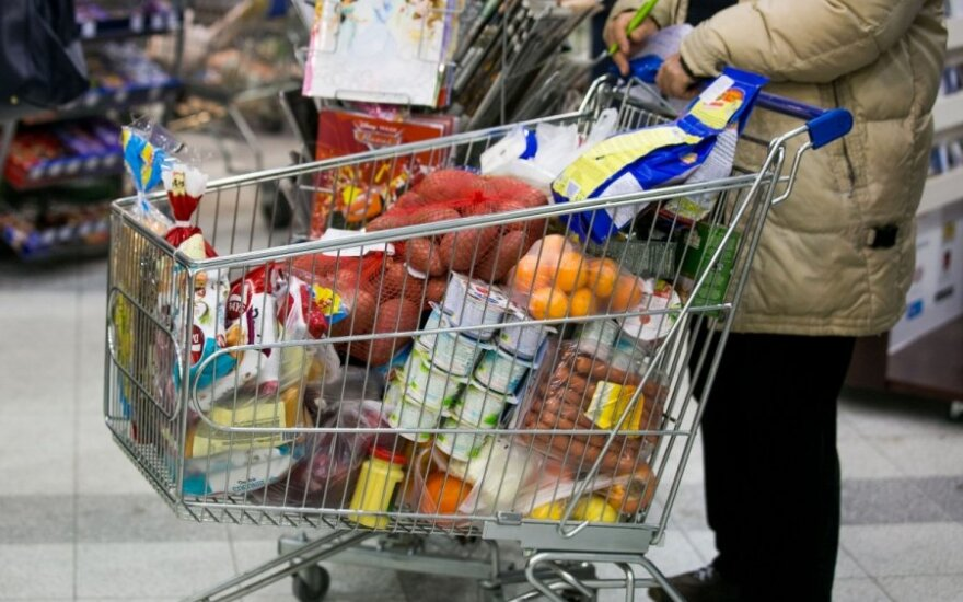 MP indignant about food prices in Lithuania higher than in Germany