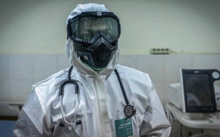 ES sveikatos ministrai ieško būdų sulėtinti koronaviruso plitimą