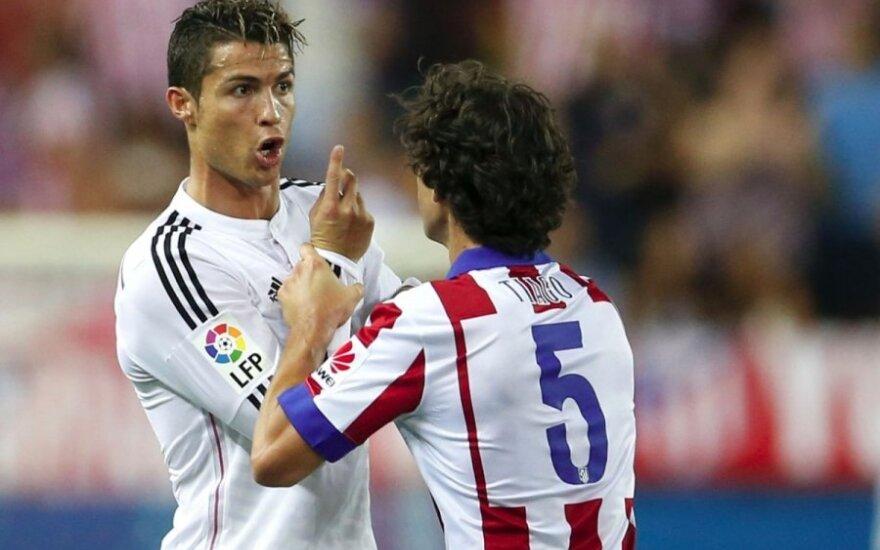 Cristiano Ronaldo ir Tiago