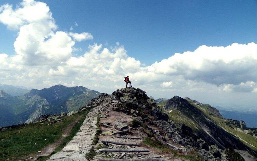 Kelionė į Lenkijos Tatrus