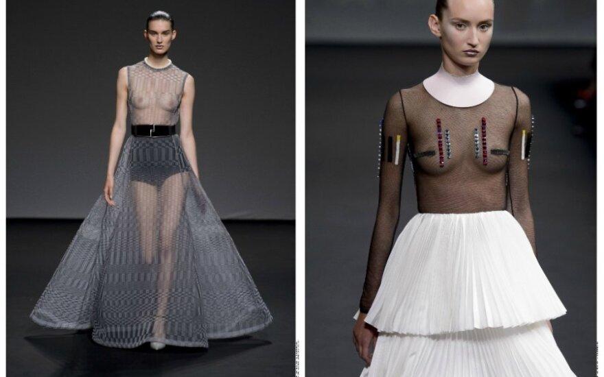"Eklektiška ir provokuojanti ""Dior"" kolekcija"