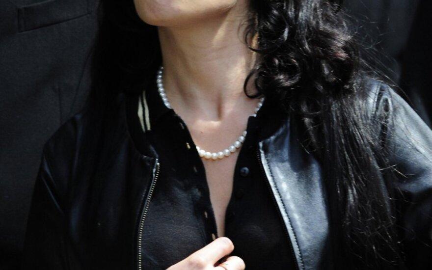 A.Winehouse prireikė laiko susivokti: ji atšaukė suplanuotus koncertus Europoje