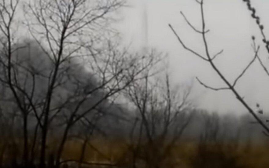 Rusijoje sudužo sraigtasparnis, žuvo šeši žmonės