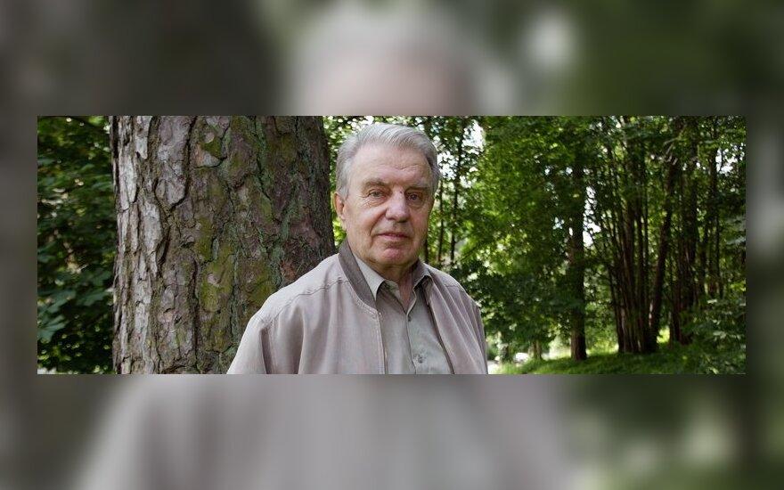 Justinas Marcinkevičius. Pauliaus Lileikio nuotr.