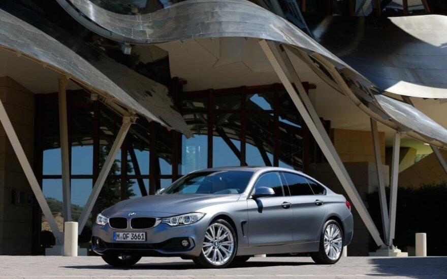 Patobulintas BMW 4 Gran Coupe